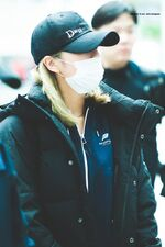 Incheon International Airport Arrival 181103 Jeongyeon 5