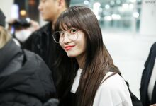 Incheon International Airport Arrival 181103 Momo 4