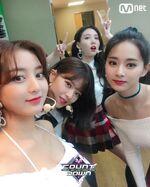 M COUNTDOWN 181108 Jihyo, Jeongyeon, Nayeon, & Tzuyu