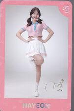 TWICEland Encore Concert Photocard Nayeon 3