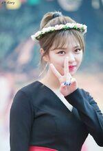 Dance The Night Away Hanam Fansign Jeongyeon 6