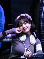Yes Or Yes Sinchon Fansign Jihyo 9