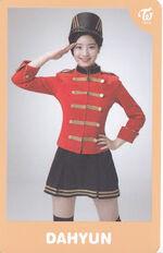 TWICEland Encore Concert Photocard Dahyun 8