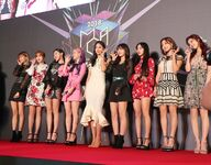 2018 MGA Genie Music Awards Scene Making Twice 5