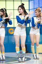 M COUNTDOWN 160428 Dahyun 2