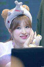Yes Or Yes Yeouido Fansign Mina 19