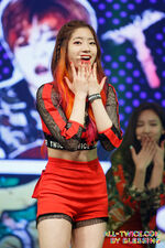 Dahyun Like Ooh-Ahh showcase