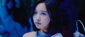 What Is Love Mina MV Screenshot 2