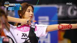 ISAC 2018 Tzuyu Archery