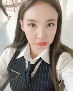 Nayeon IG Update 180804 4
