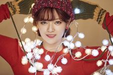 Jeongyeon Merry & Happy promo photo