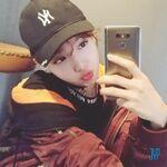 MLB X LG Nayeon Selfie
