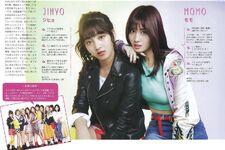 Non-No Jihyo & Momo