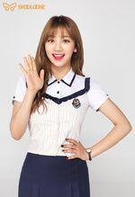 Skoolooks 2017 jihyo