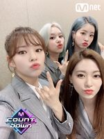 Twice MCountdown 190502 2