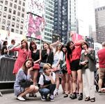 Twice in New York
