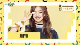 Music Bank 180427 Jihyo