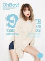 OhBoy! 9th Anniversary Jeongyeon