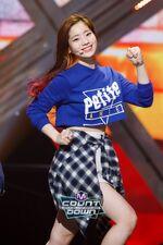 M COUNTDOWN 161105 Dahyun 3