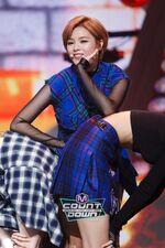 M COUNTDOWN 161105 Jeongyeon