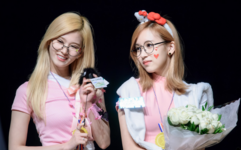 Mina and Sana fan meet 2