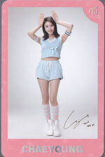 TWICEland Encore Concert Photocard Chaeyoung 3