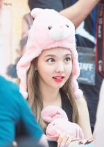 Dance The Night Away Hanam Fansign Nayeon 4