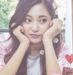 Twicetagram Scan Tzuyu