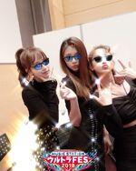 Mina, Sana, & Jihyo IG Update 180917
