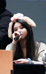 Yes Or Yes Sangnam Fansign Chaeyoung 5