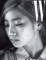 Dahyun Korea W 2017 photoshoot