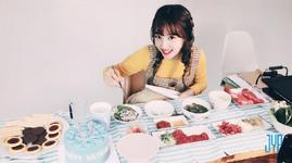 Nayeon on her birthday Twitter Sep 22, 2017
