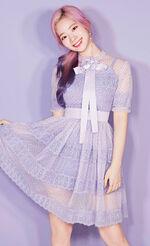 TWICE2 Dahyun Profile