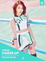 TWICE Cheer Up Teaser 4 Chaeyoung