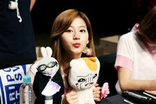 170607 Naver Starcast Sana Signal fansign 1