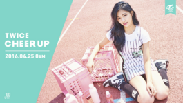 TWICE Cheer Up Teaser 4 Tzuyu