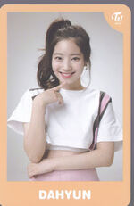 TWICEland Encore Concert Photocard Dahyun 4