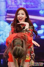 Nayeon Like Ooh Ahh showcase