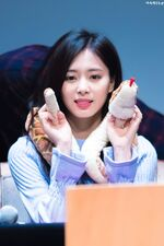 Yes Or Yes Sangnam Fansign Tzuyu 7