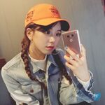 MLB X LG Chaeyoung Selfie