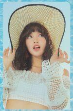 Dance The Night Away Pre-Order Ver. A Mina