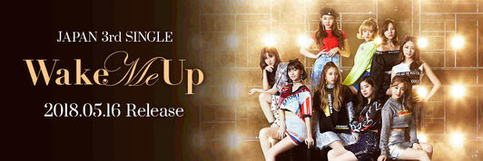 Wake Me Up Release