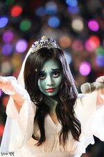 ONCE Halloween Fanmeeting Tzuyu 5