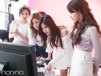 Non-No December Mina, Dahyun, Tzuyu, & Chaeyoung