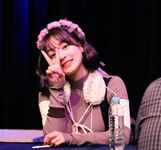 Yes Or Yes Sinchon Fansign Jihyo 11