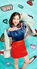 CandyPop Mina