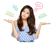 Twice Line Stickers Tzuyu 4