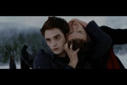 Edward kills Demetri