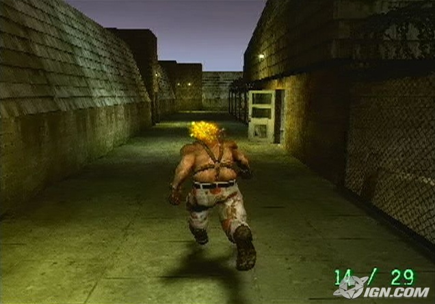 twisted metal lost