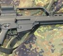 H&K G36 Assault Rifle